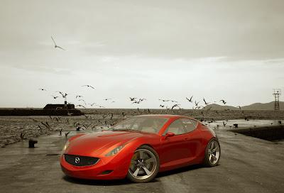 Mazda RX-Z Concept