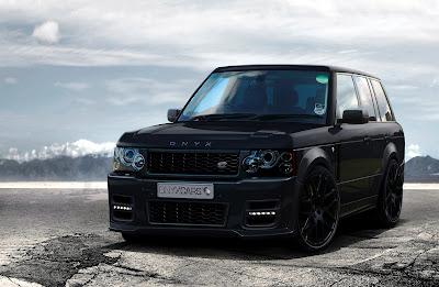 2010 ONYX Range Rover Vogue Platinum V