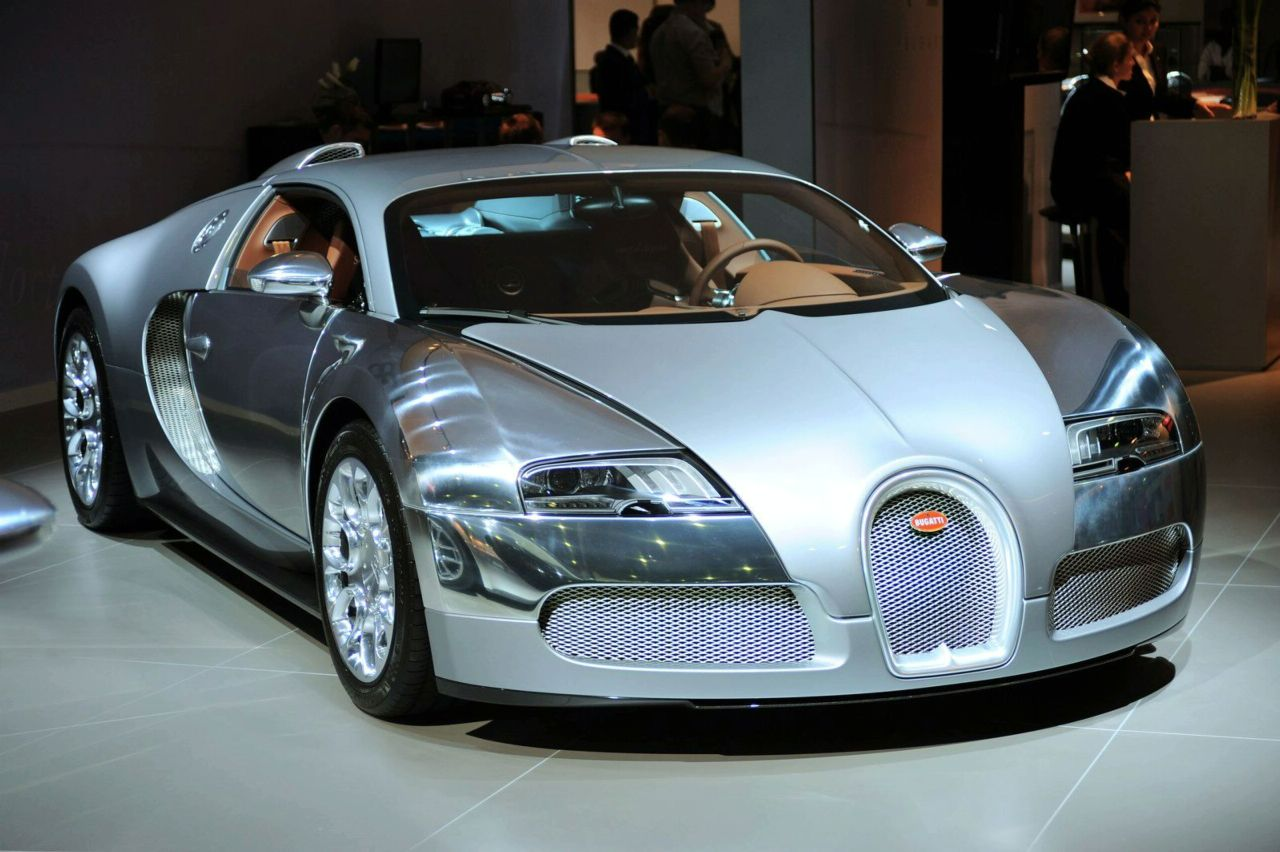 Cars Sedan 2012 Bugatti Veyron Review And Prices