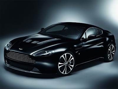 2010 Aston Martin Carbon Black Special Edition