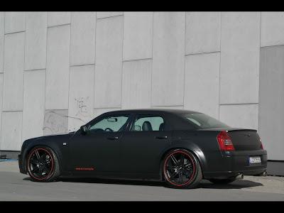 Cars Prices India: Chrysler 300C Hemi SRT-8 Matte Black ...