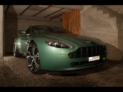 2010 Aston Martin Vantage Barracuda