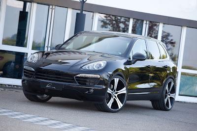 2011 LUMMA Design Porsche Cayenne Diesel
