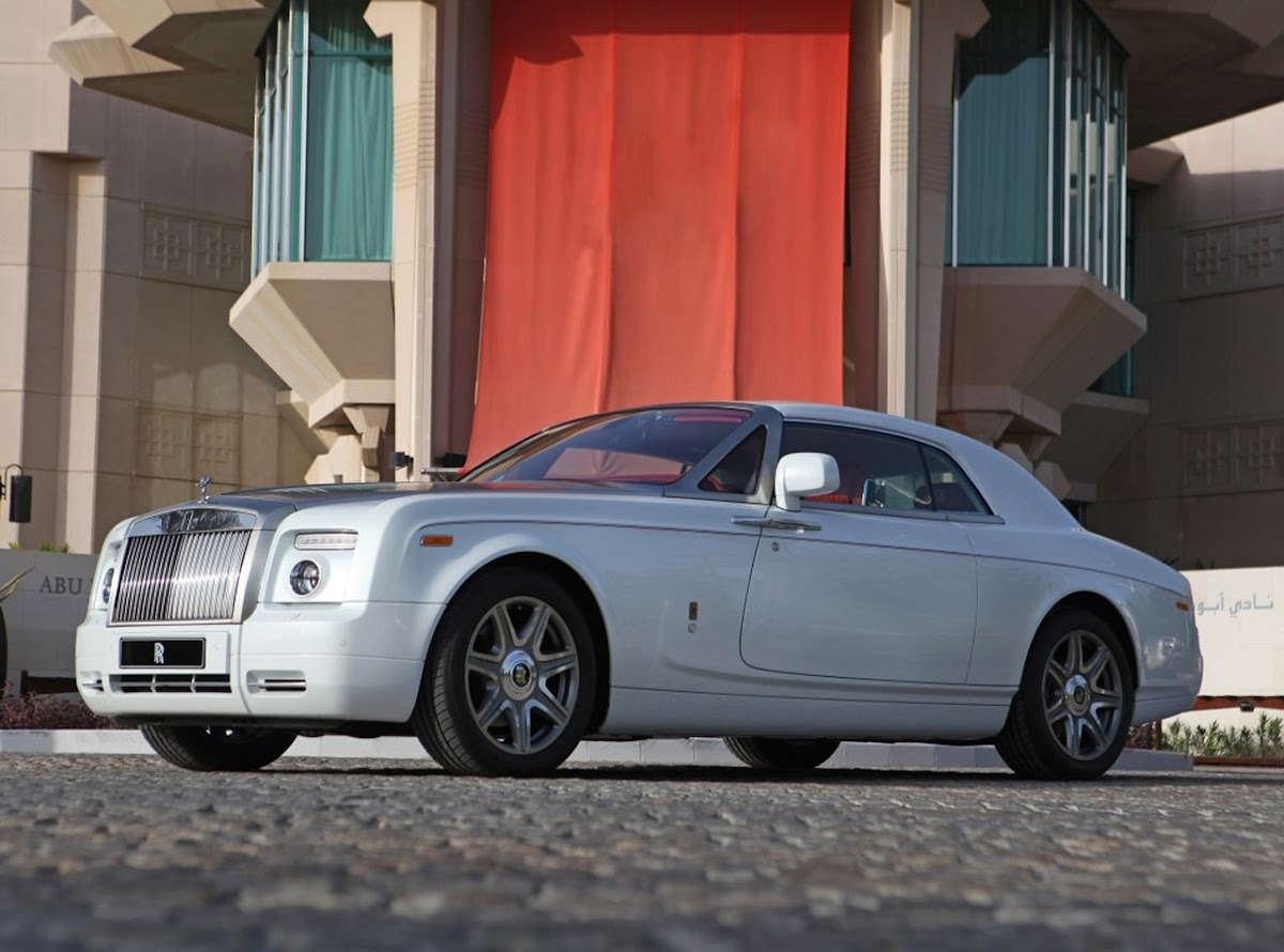 2010 Rolls Royce Phantom Coupe Shaheen