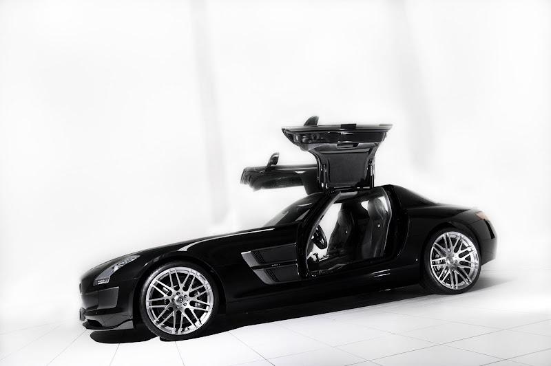 2010 Brabus Mercedes SLS AMG