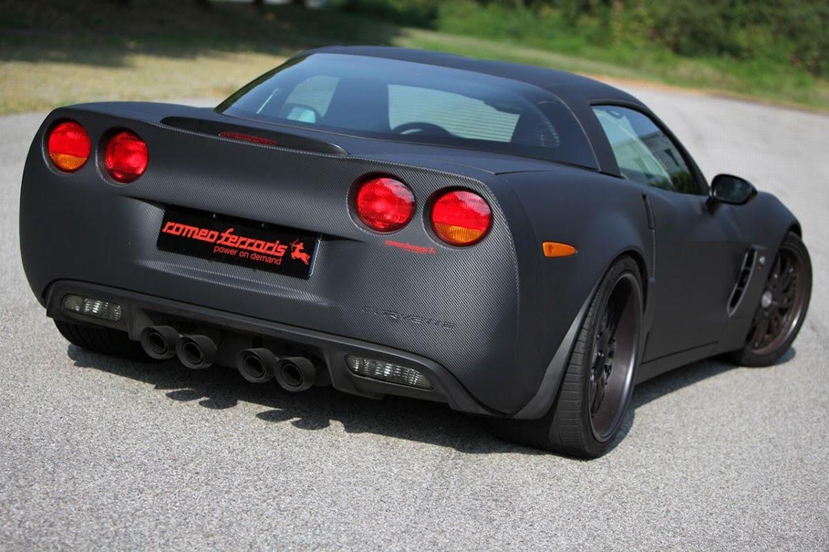 Corvette ZO6 tuned by Romeo Ferraris