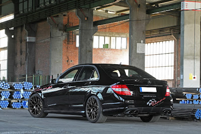 2010 Wimmer Mercedes C63 AMG Performance