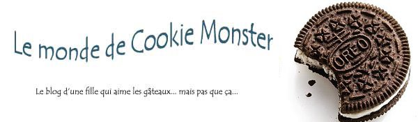 Le monde de Cookie Monster