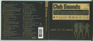 Club Sounds - Best Of 10 Years
