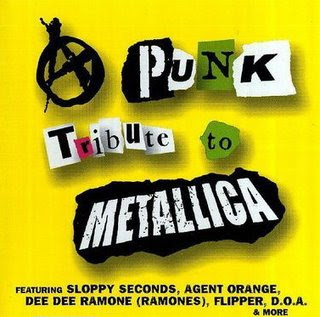 A Punk Tribute To Metallica
