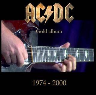 ACDC Gold Album