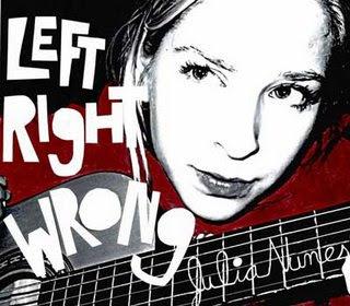 Julia Nunes - Left Right Wrong