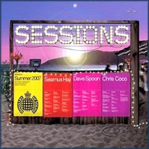 Ministry of Sound - Sessions Summer