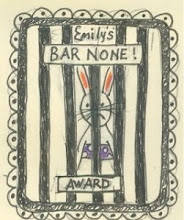 An Award from Emily!