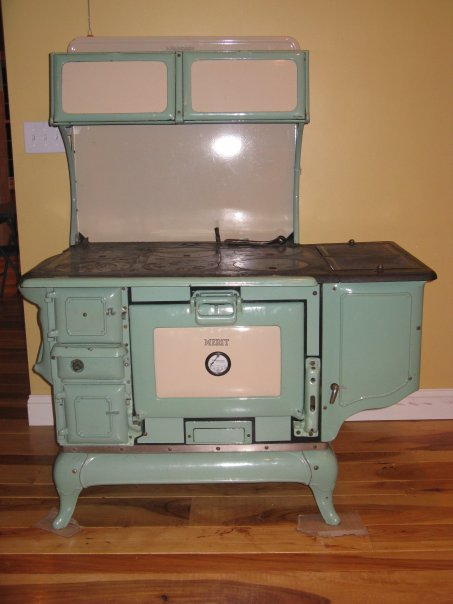 Old Fashioned Gas Cook Stoves