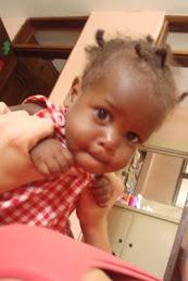 Rosetaina Bertrand - Precious baby girl