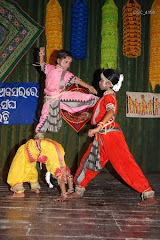 Gotipua Dance , by troop from Raghurajpur Village,Puri