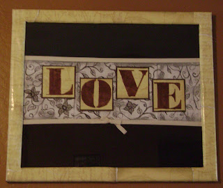 Love Wall Art created by Monica