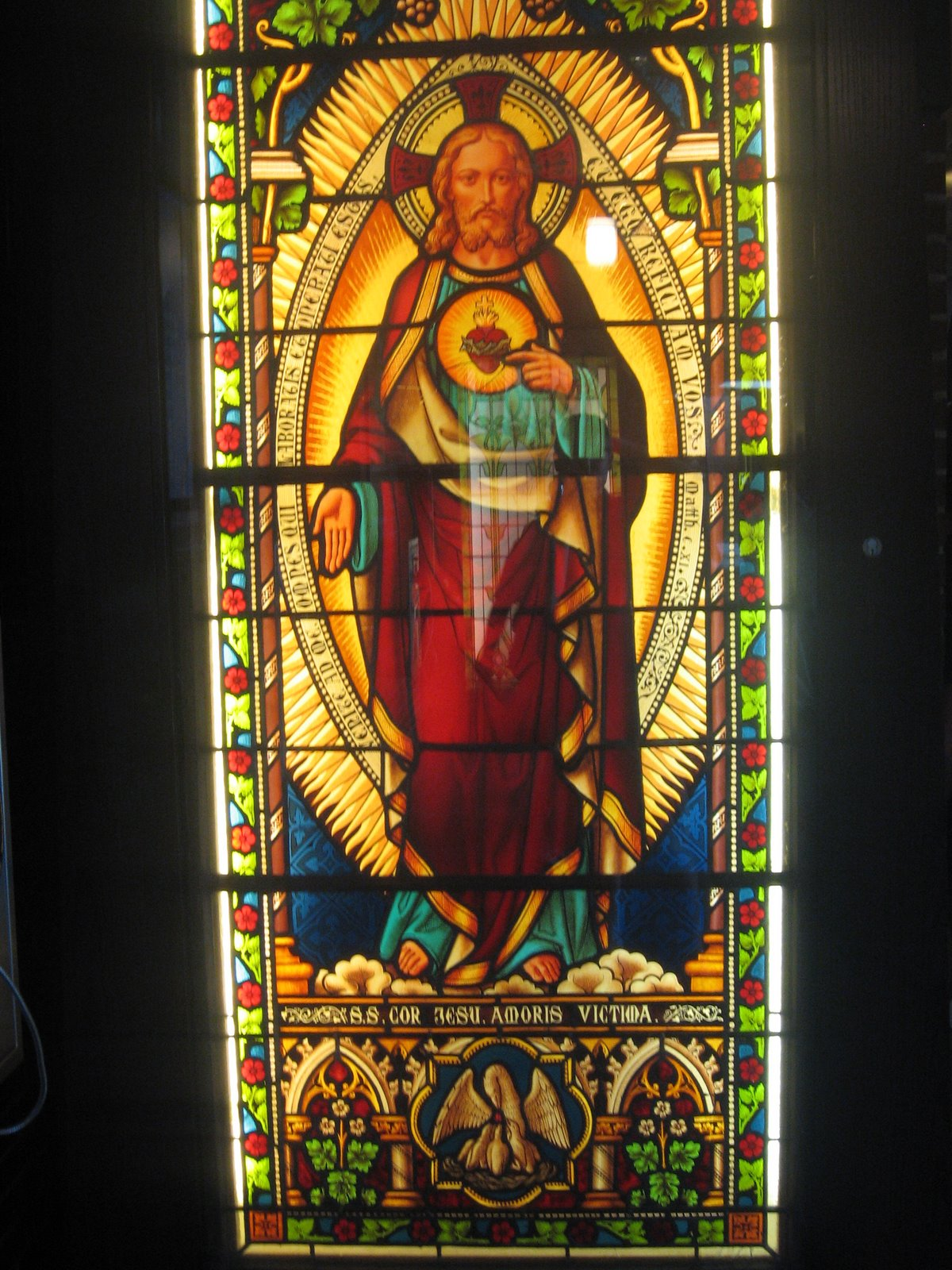 A Catholic Life: Smith Museum of Stained Glass Windows