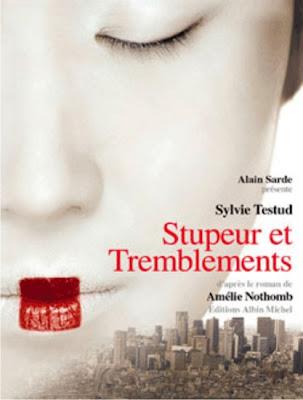 Estupor y Temblores de Amélie Nothomb