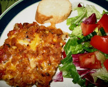 Judy's Bruschetta Chicken Bake