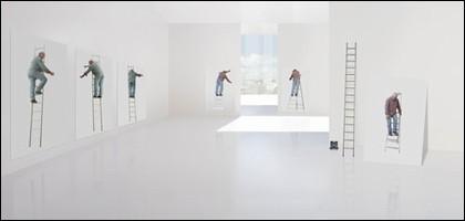 Οι «μουσειακοί χώροι» της muriel bordier στο