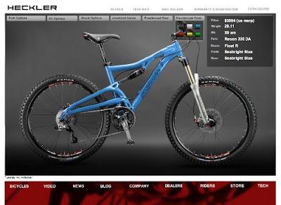 heckler  bike