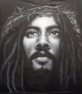 Black Jesus by Frank Hazen