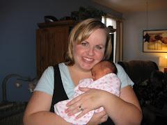 Priya @ 2 weeks old