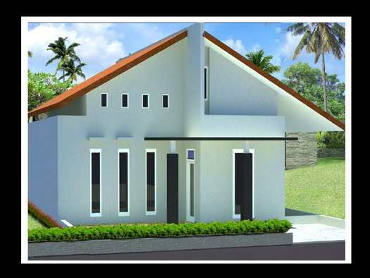 Tropical Minimalist House Design