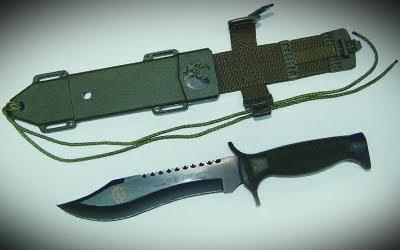 Lista de los mejores cuchillos tácticos