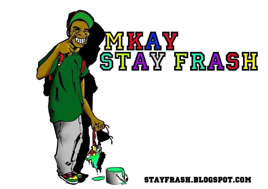 stay frash