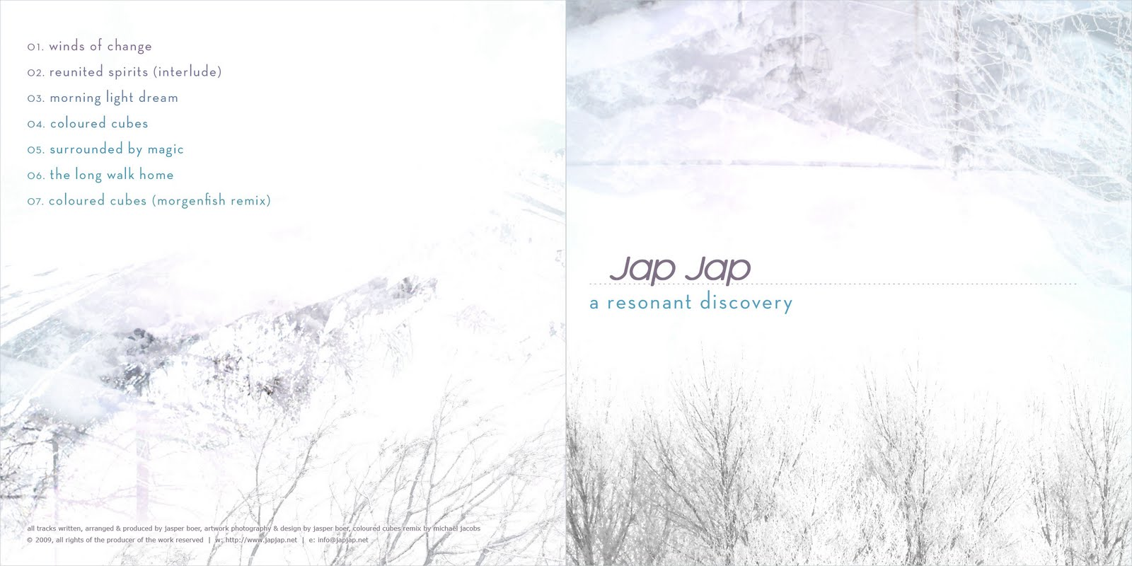 Jap Jap - A Resonant Discovery
