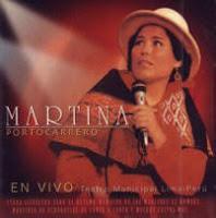 MARTINA PORTOCARRERO
