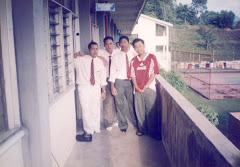 Zaman Sekolah...dahulu kala