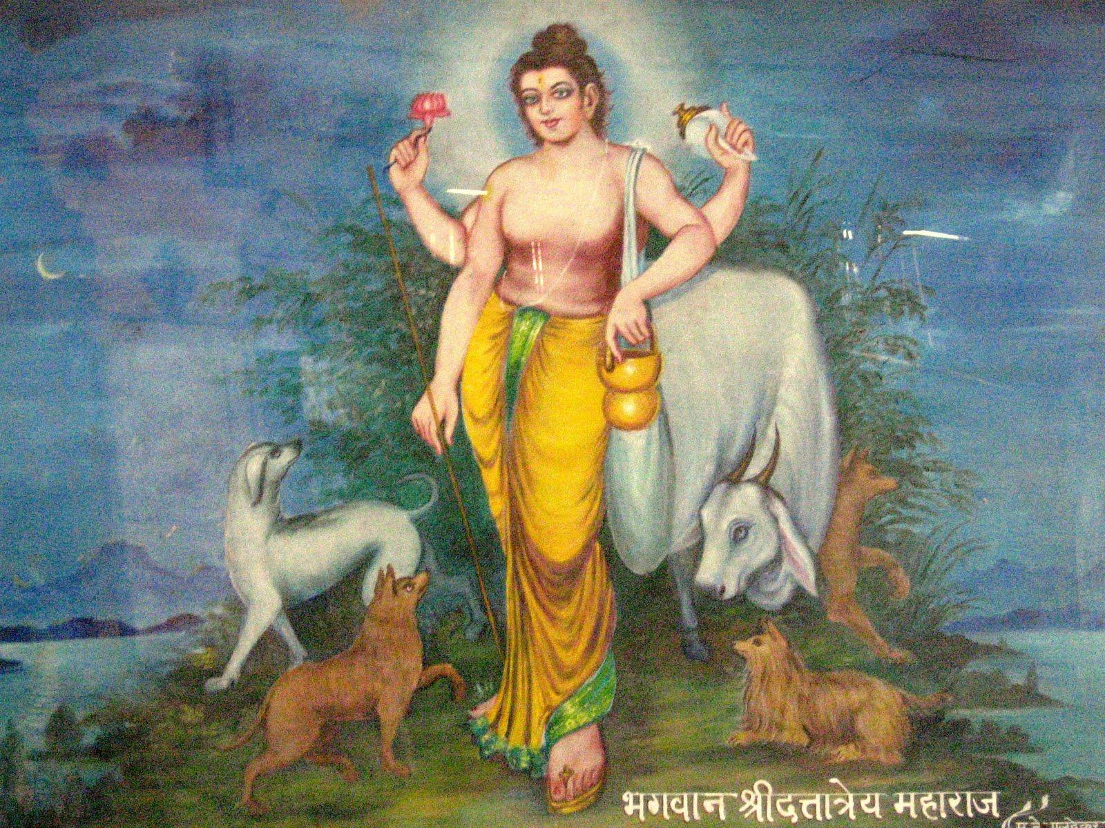 అహంభావ రహితం…దత్తాత్రేయ సందేశం