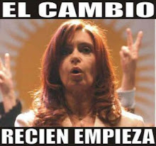 VAMOS CRISTINA! VAMOS ARGENTINA!