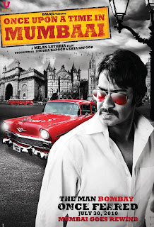 Ajay Devgn in Once Upon a Time in Mumbai