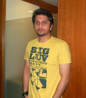 Crook Director Mohit Suri for Press Conference in Mumbai