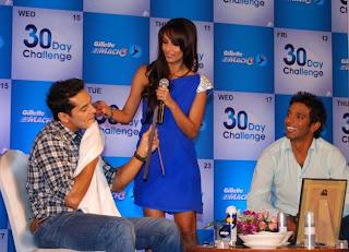 Actor Dino Morea, Actress Malaika And Ritwik Bhattacharya