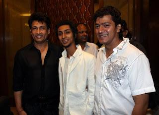 Shekhar Suman, Tuhin S and Aadesh Shrivastava