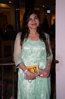 Alka Yagnik at Sun & Sand Hotel Juhu Mumbai