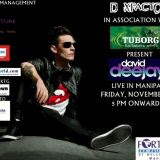 David Deejay Live in Manipal, Mangalore