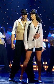 Akshay Kumar n Katrina in Sheila ki Jawani song of TMK