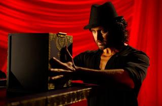 Hrithik Roshan in a still of Guzaarish movie