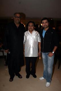 Boney Kapoor, Vipin, Himesh Reshammiya