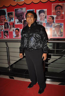 Dilip Joshi @ 500 episodes celebration party of TMKOC