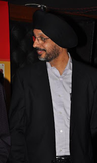 N  P  Singh- COO for Multi Screen at 500 episodes celebration party