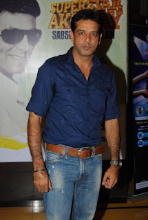 Anoop Soni at the premier of horror film Kaalo