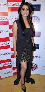 Mahie Gill at UTTPatang Premiere